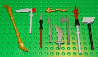 LEGO NINJAGO NRG   NINJA WEAPON / BATTLE PACK   NINJA / SAMURAI