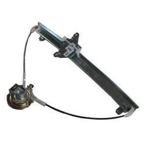 Nissan Sentra Sedan Front Manual Window Regulator Driver