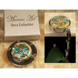 Favors Murano art deco collection hand bag holder (Set of 6) Baby