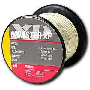 Monster Cable 20 Navajo White Speaker Wire Electronics