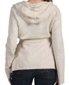 NWT WOMENS LUCKY BRAND JEANS HOODED JINGO WRAP S XXL