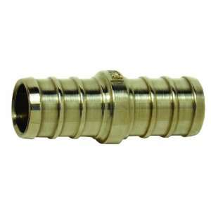 Watts PEX LFP 700 Barb Coupling 3/4 Inch Low Lead, Brass