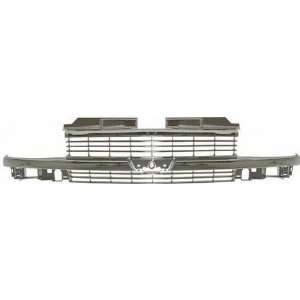 98 99 CHEVY CHEVROLET BLAZER S10 s 10 GRILLE SUV, LS Model, Appearance
