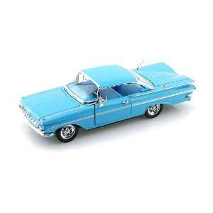 1959 Chevy Impala 1/32 Blue Toys & Games