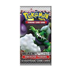 Pokemon Black & White Emerging Powers Booster Toys