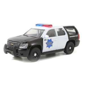 2010 Chevy Tahoe San Francisco Police Dept 1/32 Toys & Games