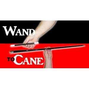 Wand to Cane Japan Visual Magic Trick Stage Street Easy