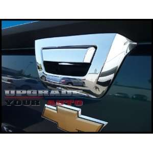 2007 2012 Chevrolet Avalanche Chrome Tail Gate Handle