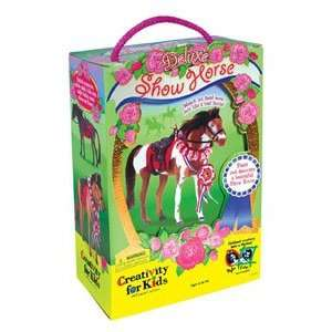 Creativity For Kids Deluxe Horse Show Kit Toys & Games
