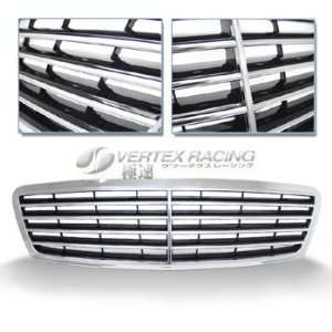 01 06 MERCEDES BENZ W203 C Class Front Assembly Grille
