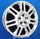 LINCOLN LS 17 INCH CHROME WHEEL EXCHANGE RIMS NEW 3514