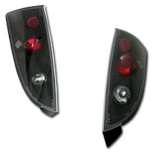 Ford Focus ZX3 Tail Lights JDM Black Altezza Taillights 2000 2001 2002