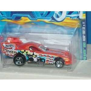 Hot Wheels Firebird Funny Car Speed Blaster Series #37
