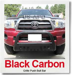 05 11 2011 Toyota Tacoma Black Bull Bar