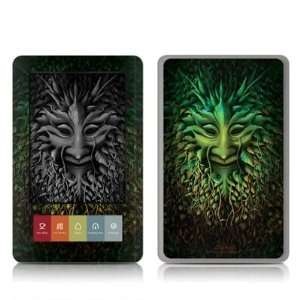 Greenman Design Protective Decal Skin Sticker for Barnes