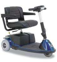 Pride Mobility 3 Wheel Revo Electric Scooters FREE SHIP
