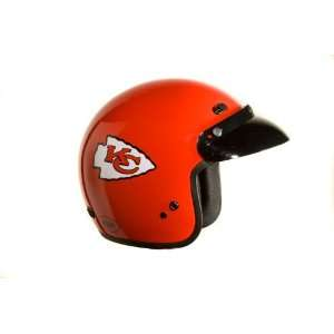 KANSAS CITY CHIEFS NFL PRO FOOTBALL 3/4 OPEN FACE