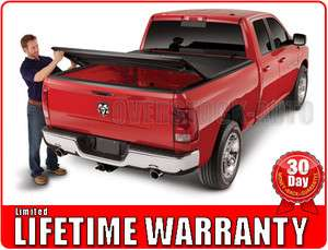 Tri Fold Tonneau Cover 2004 2008 Ford F 150 6.5ft Bed