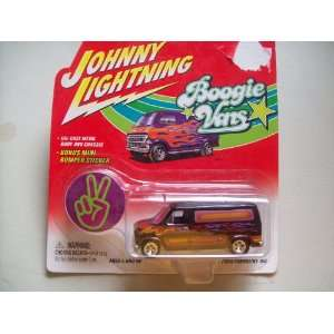 Johnny Lightning Boogie Vans 1977 Ford Econoline 150 Toys