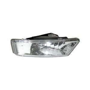 Sherman CCC620 125R Right Fog Lamp Assembly 2003 2005 Saturn Ion Sedan