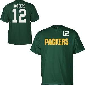 Green Bay Packers Aaron Rodgers Game Gear Player High