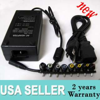 Universal Power Battery Charger AC Adapter for Hp Compaq Toshiba