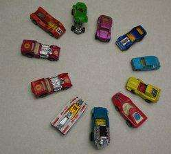 Matchbox Majorette Diecast Cars Mixed lot of 11 cars