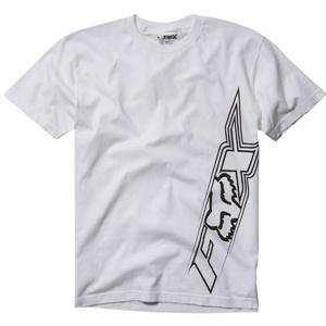 Fox Racing Velocity T Shirt   Large/White Automotive