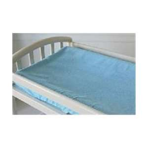Reversible Std. Crib Set   Blue Dream Dot   Changing Pad Cover Baby