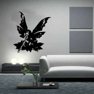 Fairy Elf Wall MURAL Vinyl Decal Sticker D 375