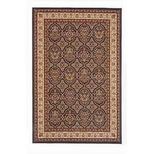 Radici Usa Noble 1308 Navy 22 X 8 Runner Area Rug