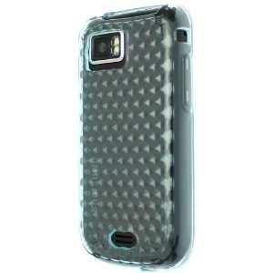 Sky Blue Hydro Gel Cover Case for Samsung S8000 Jet Electronics