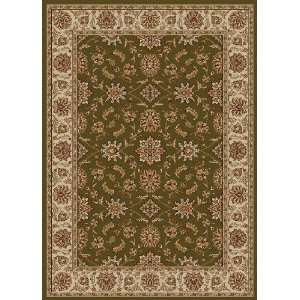 Sage Traditional Rug With Border 5.50 x 7.70.