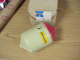 1940s 1950s NOS MoPar Plymouth Dodge Chrysler DeSoto Oil FILTER