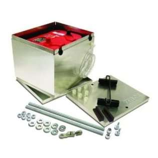 Taylor Cable 48204 Aluminum Battery Box with Weld Cable