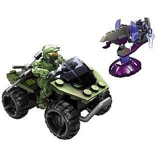 Halo UNSC Mongoose  Mega Bloks Toys & Games Blocks & Building Sets