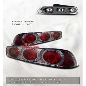 94 01 2 Door Coupe DC2 Smoke Altezza Tail Light Pair Automotive