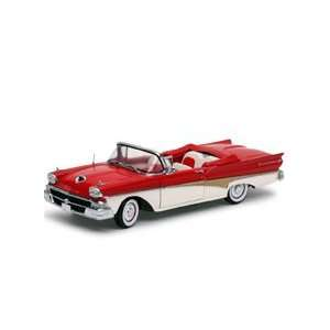 1958 Ford Fairlane 500 Convertible Die Cast Model