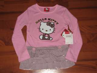 6X CLOTHES LOT HELLO KITTY PAPER DENIM & CLOTHINT SHIPPING