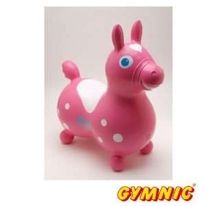 Gymnic Pink Rody Horse (8002P)  Toys & Games