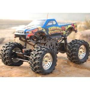 RC ~ SOLID AXLE ~ MONSTER TRUCK ~ By REDCAT RACING Toys & Games