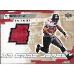 2000 Upper Deck Game Jersey Mike Alstott #MA Sports