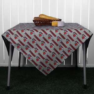 NCAA Louisville Cardinals Collegiate Card Table Cover