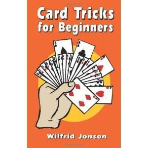 Card Tricks for Beginners (Dover Magic Books) [Paperback