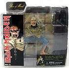 Iron Maiden PIECE OF MIND EDDIE MASK latex rubber adult 13 inch NECA