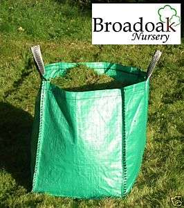HEAVY DUTY GARDEN WASTE BAG  Very Strong 90 Litre Sack
