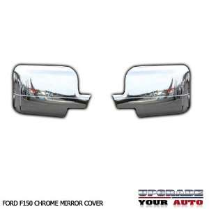 2004 2008 Ford F150 Chrome Mirror Covers Automotive