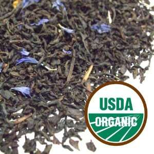 Tavalon  Black Tea  Organic Earl Grey, 1 LBS Bulk Bag
