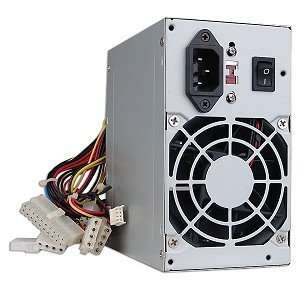Viomax 350 Watt 20 pin ATX Power Supply Electronics
