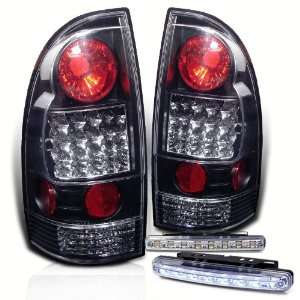 Tail Lights Lamp+led Bumper Fog Brand New Left+right Set Automotive